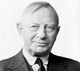 Rettidig Omhu formuleret af skibsreder A.P. Møller